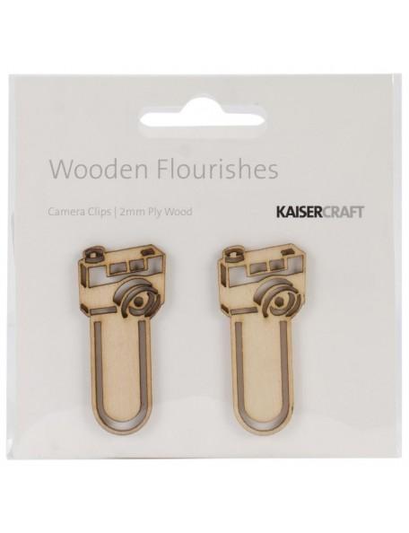 Kaisercraft Wood Flourishes 2