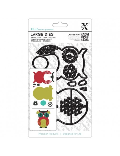 Xcut Decorative Dies Large