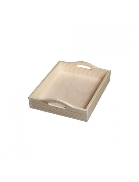 "12X10X2.88-Serving Tray Value 12""X10""X2.88"""