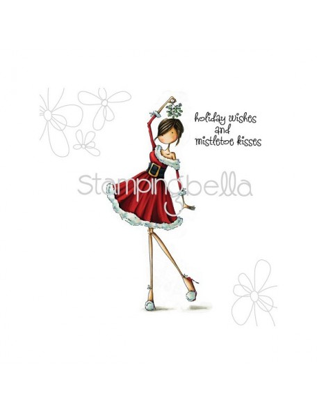 Stamping Bella - Uptown Girl Eve Under The Mistletoe