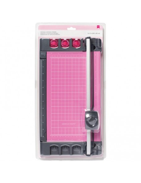 "American Crafts - Cizalla Pink Portable 8""x12"""