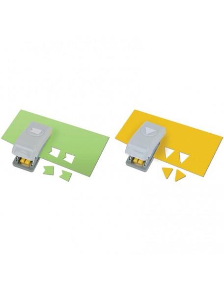 EK Tools Mini Troqueladora Banderitas