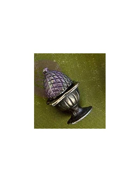 Prima Marketing - Orleans Antique Knobs Embellecedor Frank Garcia
