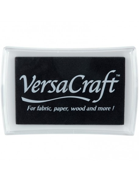 Versacraft Real Black Ink Pad