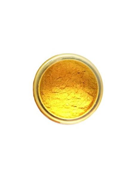 Prima Marketing - Sunshine Yellow Finnabair Art Ingredients Mica Powder .6oz