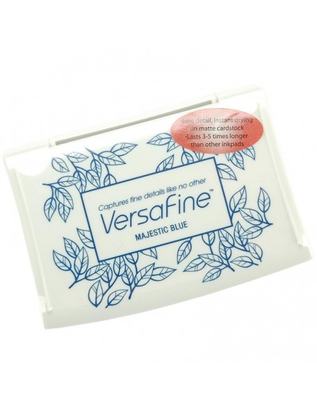 Versafine - Majestic Blue Pigment Ink Pad