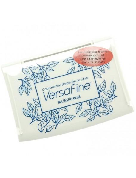Versafine Majestic Blue Pigment Ink Pad