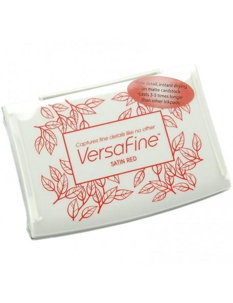 Versafine - Satin Red Pigment Ink Pad