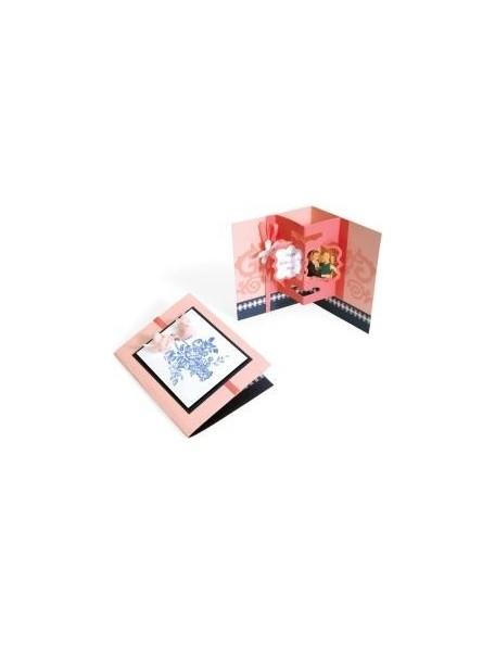 Sizzix Bigz Die Floating Frames 3-D Card Pop-Up