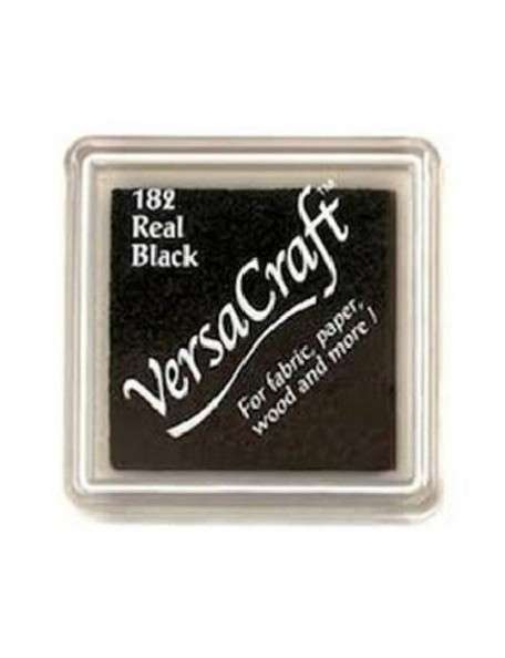 VersaCraft- Real Black Mini Ink Pad