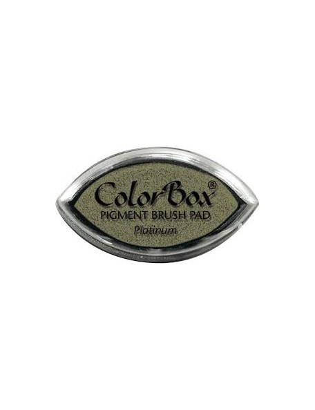 ColorBox - Platinum Metallic Pigment Cat's Eye Ink Pad