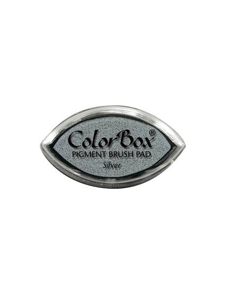 ColorBox - Silver Metallic Pigment Cat's Eye Ink Pad