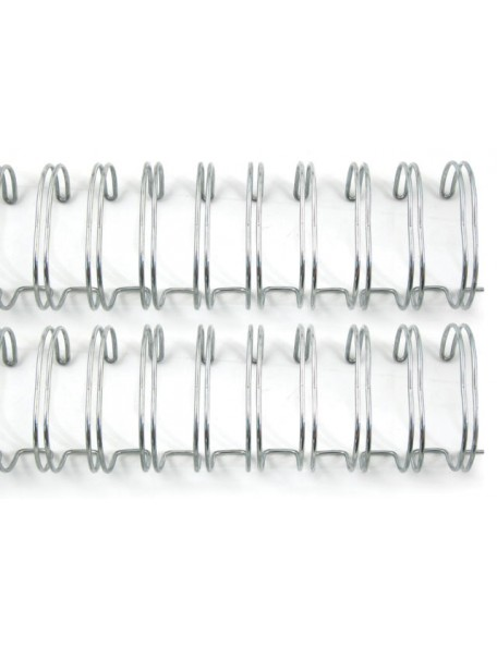 "We R Memory Keepers Cinch Wires 1"" 2 Plata"