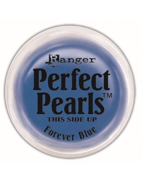 Ranger Forever Blue Perfect Pearls Pigment Powder .25oz