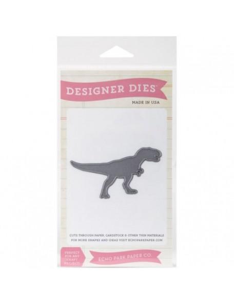 Echo Park Tyrannosaurus pequeño troquel -DESCATALOGADO!!-