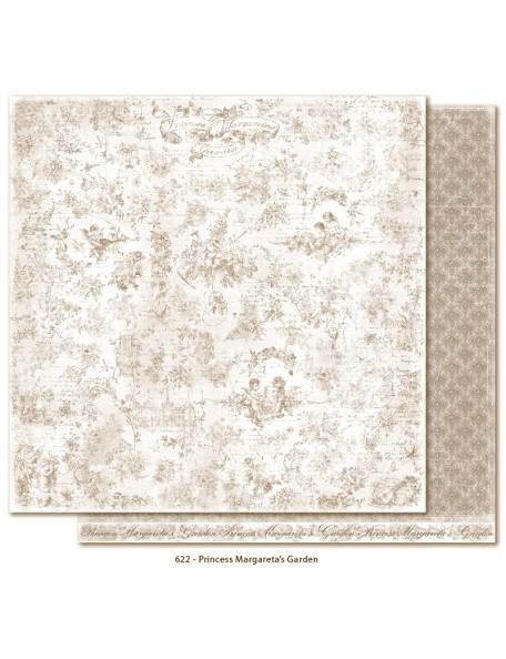 """Maja Design Sofiero Cardstock de doble cara 12""""X12"""", Princess Margaretas Garden"""
