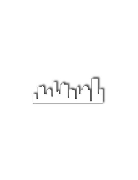 Memory Box - Cityscape Silhouette Troquel