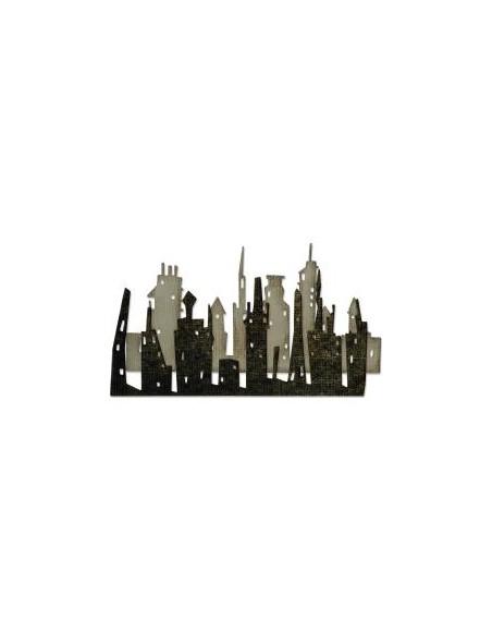 Sizzix Skyline Cityscape Thinlits Dies 2 By Tim Holtz