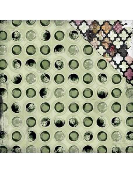 "BoBunny - Beautiful Dreamer Cardstock de doble cara 12""X12"" Memories"