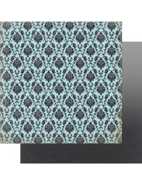 "Authentique - Classique Elegant Cardstock de doble cara 12""X12"" Five"